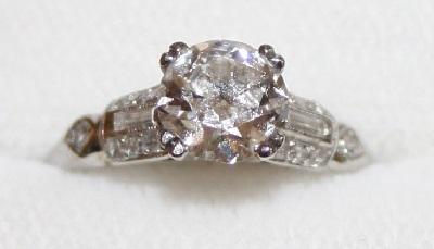 dirty diamond ring